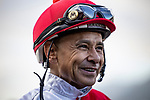 DEC 28: Mike Smith after the Malibu Stakes on at Santa Anita Park in Arcadia, California on December 28, 2019. Evers/Eclipse Sportswire/CSM