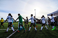 OFC U-19 Women's Championship 2017, New Zealand v Fiji, Ngahue Reserve Auckland, Tuesday 11th July 2017. Photo: Simon Watts / www.bwmedia.co.nz