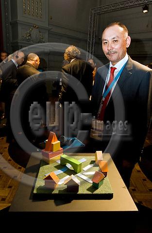 BRUSSELS - BELGIUM - 03 DECEMBER 2009 --  European Training Foundation (ETF) Education and Business Cooperation. -- Ideas market exhibition in Concert Nobel. -- PHOTO: Juha ROININEN / EUP-IMAGES