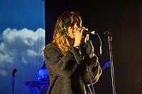 LONDON, ENGLAND - DECEMBER 02: Clairo (Claire Cottrill) performing at Shepherd's Bush Empire on December 02, 2019 in London, England.<br /> CAP/MAR<br /> ©MAR/Capital Pictures /MediaPunch ***NORTH AMERICAS ONLY***