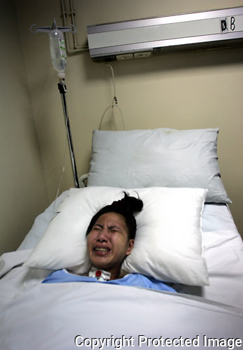 Filipina housekeeper Jennifer Perez lay paralyzed from the neck down in a hospital <br /> bed in Amman, as a fierce legal battle raged around her. Her former employer was <br /> under investigation for assault while the Philippine Embassy  pushed for a charge of attempted <br /> murder. Once poised to set a precedent in the Jordanian courts, <br /> the Perez case exposed the social and legal divides between <br /> Jordanians and the foreign workers who serve them. Jennifer died just three weeks after returning home to the Phillipines, after wasting away for months in Jordanian hospital without legal or financial compensation, with only her embassy championing her rights (while offering shelter to scores of Filipina women sleep- <br /> ing four to a single bed while waiting for back pay or a plane <br /> ticket away from miserable working conditions). <br /> Jennifer, like the estimated 300,000 documented migrant workers of various nationalities in Jordan came with hopes of finding better work opportunities abroad to help support her family back home. But for some, the quest for a better future exposes them to a very different and harsh reality: abuse at the hands of their employers or recruiting agent. <br /> It is one of those issues many Jordanians prefer to sweep under the carpet. Cases of verbal, physical and even sexual assault of migrant workers at the hands of their employers are often dismissed by the general public and exacerbated by inadequate legal safeguards. Activists and legal experts stress that things won't improve until the government starts building up and enforcing the law - and the public starts seeing foreign laborers as human.