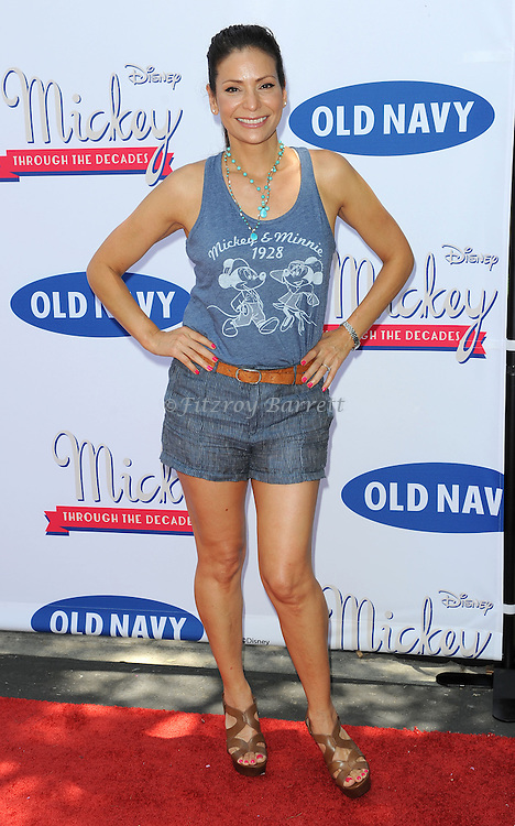 """Constance Marie at the """"Mickey Through The Decades Collection Launch"""" co-hosted by Disney and Old Navy at the Walt Disney Studio Lot on July 13, 2013."""
