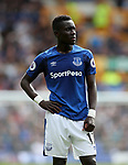 Everton's Idrissa Gana Gueye in action during the premier league match at Goodison Park, Liverpool. Picture date 12th August 2017. Picture credit should read: David Klein/Sportimage
