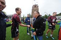 KAATSEN: LEEUWARDEN: 14-09-2013, Oldehovedag 100 jarig jubileum, ©foto Martin de Jong