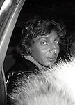 Barry Manilow.( in his Car / Limo ).Leaving the NBC Building in New York City..September 1982.