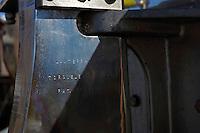"""""""Lauterbach Torqueless Rudder"""" U-36 """"Miss U. S."""" (1956 Lauterbach Unlimited Hydroplane)"""