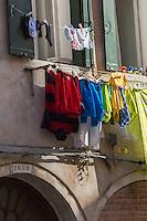 Italie, Vénétie, Venise:  Rio prés Sotoportego Amaltea   // Italy, Veneto, Venice: