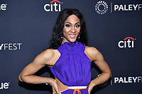 "HOLLYWOOD, CA - MARCH 23: Mj Rodriguez attends PaleyFest 2019 for FX's ""Pose"" at the Dolby Theatre on March 23, 2019 in Hollywood, California. (Photo by Vince Bucci/FX/PictureGroup)"
