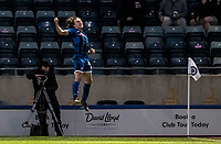 Rochdale's Luke Matheson celebrates scoring his side's first goal <br /> <br /> Photographer Andrew Kearns/CameraSport<br /> <br /> The EFL Sky Bet League One - Rochdale v Bolton Wanderers - Saturday 11th January 2020 - Spotland Stadium - Rochdale<br /> <br /> World Copyright © 2020 CameraSport. All rights reserved. 43 Linden Ave. Countesthorpe. Leicester. England. LE8 5PG - Tel: +44 (0) 116 277 4147 - admin@camerasport.com - www.camerasport.com