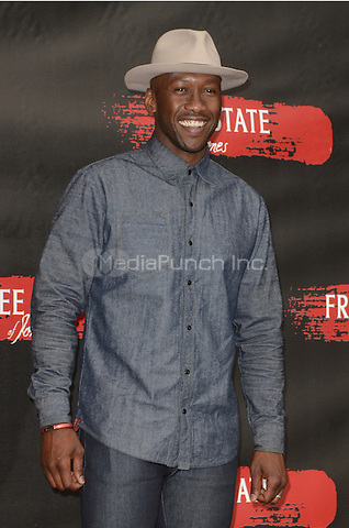 LOS ANGELES, CA - MAY 11: Mahershala Ali at the photo call for STX Entertainment's 'Free State Of Jones' at the Four Seasons Hotel Los Angeles at Beverly Hills on May 11, 2016 in Los Angeles, California. Credit: David Edwards/MediaPunch
