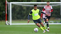Juninho Bacuna of Huddersfield Town in action during Brentford B vs Huddersfield Town Under-23, Friendly Match Football at Brentford FC Training Ground, Jersey Road on 12th September 2018