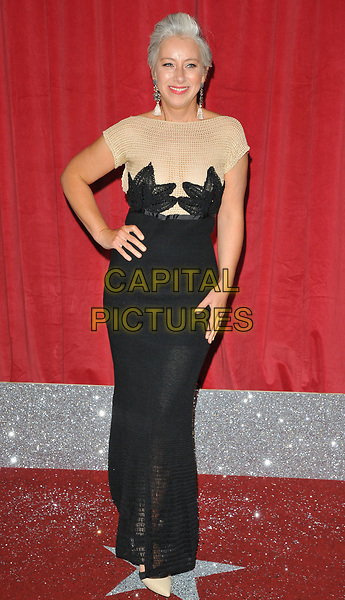 Sarah Moyle at the British Soap Awards 2017, The Lowry Theatre, Pier 8, Salford Quays, Salford, Manchester, England, UK, on Saturday 03 June 2017.<br /> CAP/CAN<br /> &copy;CAN/Capital Pictures