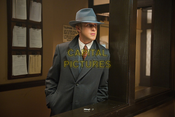 RYAN GOSLING.in Gangster Squad (2013) .*Filmstill - Editorial Use Only*.CAP/FB.Supplied by Capital Pictures.