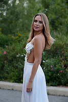 Kimberley Garner attends Fashion for Relief Cannes 2018 during the 71st annual Cannes Film Festival at Aeroport Cannes Mandelieu on May 13, 2018 in Cannes, France.<br /> CAP/GOL<br /> &copy;GOL/Capital Pictures