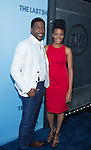 WASHINGTON, DC - JUNE 4: Actors Jocko Sims and Christina Elmore attends The Last Ship premiere screening, a partnership between TNT and the U.S. Navy on June 4, 2014 in Washington, D.C. Photo Credit: Morris Melvin / Retna Ltd.