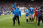 Martyn Waghorn leads the celebrations
