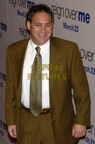 "JACK BINDER.Premiere of Sony Pictures ""Reign Over Me"" Skirball Center at NYU, 566 La Guardia Place, New York, New York, USA..March 20th, 2007.half length brown suit jacket .CAP/ADM/BL.©Bill Lyons/AdMedia/Capital Pictures *** Local Caption ***"