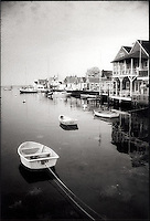 Nantucket harbor<br />