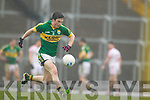 Paul Murphy, Kerry in action against   Tyrone in the fourth round of the National Football league at Fitzgerald Stadium, Killarney on Sunday.