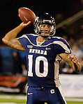 2010 Nevada Football vs San Jose