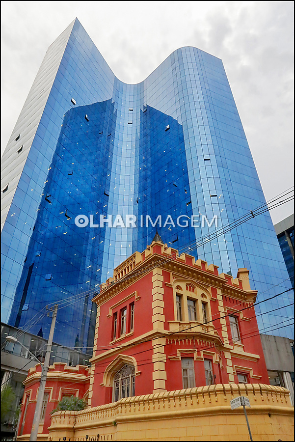 Museu Tribunal de Justiça do Estado de Sao Paulo. Bairro Glicerio. 2018. Foto © Juca Martins.