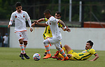 Envigado igualó 1-1 ante Atlético Bucaramanga. Fecha 14 Liga Águila I-2018.