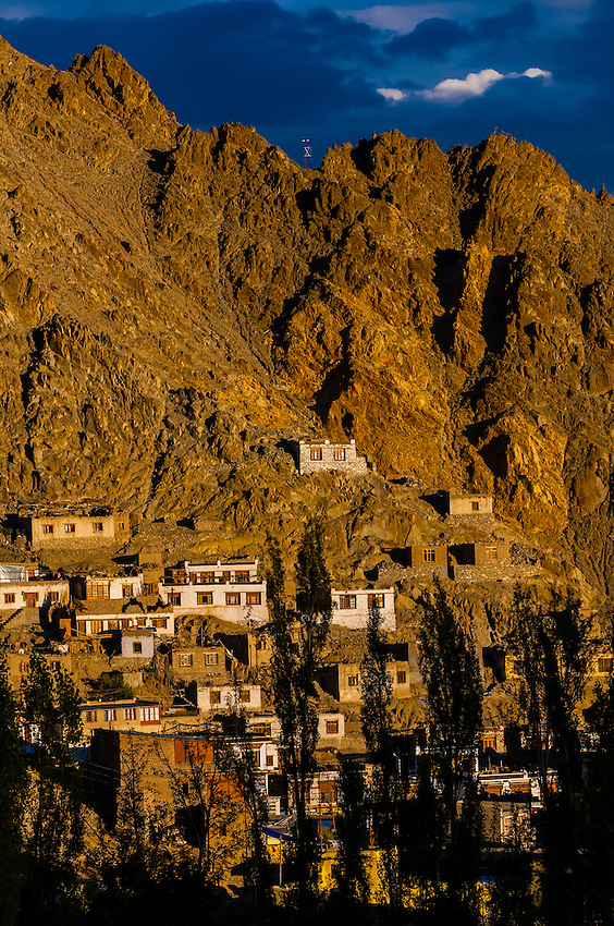 Leh, Ladakh, Jammu and Kashmir State, India.
