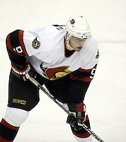 Martin Havlat Ottawa Senators. Photo F. Scott Grant