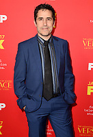 """HOLLYWOOD - JANUARY 8: Mac Quayle attends the Red Carpet Premiere Event for FX's """"The Assassination of Gianni Versace: American Crime Story"""" at ArcLight Hollywood on January 8, 2018, in Hollywood, California. (Photo by Scott Kirkland/FX/PictureGroup)"""