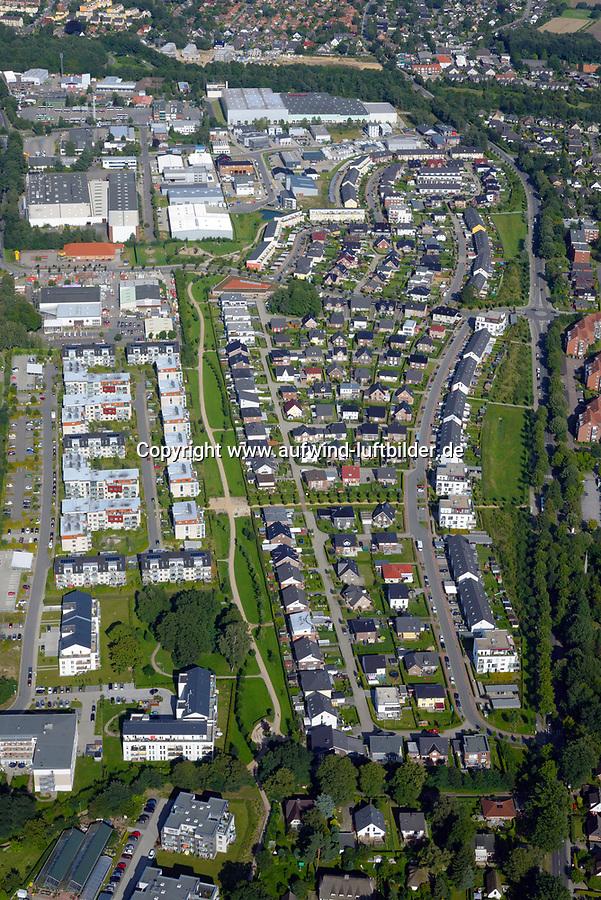DEUTSCHLAND, SCHLESWIG- HOLSTEIN, GLINDE, (GERMANY), 23.08.2017 An der Alten Wache