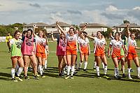 SAN ANTONIO, TX - OCTOBER 7, 2018: The University of Texas at San Antonio Roadrunners defeat the Marshall University Thundering Herd 2-0 at the Park West Athletics Complex. (Photo by Jeff Huehn)