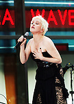 "New York, NY - August 4, 2006: Cyndi Lauper performs on NBC's ""Today Show"" Toyota Concert Series at Rockefeller Plaza in New York City, New York on Friday, August 4, 2006."