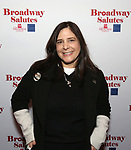 Dori Bernstein attends The Broadway League and the Coalition of Broadway Unions and Guilds (COBUG) presents the 9th Annual Broadway Salutes at Sardi's on November , 2017 in New York City.