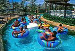 Parque aquático Beach Park no Ceará. 1993. Foto de Juca Martins.