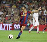 GAMPER 2010 FCBARCELONA vs AC Milan