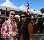 Jose and Xamara during the Beer and Chili Festival at the Grand Sierra Resort in Reno, Nevada on Saturday, Oct. 21, 2017.