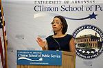 Clinton School: Kristin Lindsey