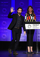 """HOLLYWOOD, CA - MARCH 24: Actor Milo Ventimiglia attends PaleyFest 2019 for 20th Century Fox Television's """"This is Us"""" at the Dolby Theatre on March 24, 2019 in Hollywood, California. (Photo by Frank Micelotta/20th Century Fox Television/PictureGroup)"""