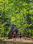Święty Krzyż, 02-05-2019. Turystyczny szlak na Święty Krzyż z Nowej Słupii nazywany Drogą Królewską.