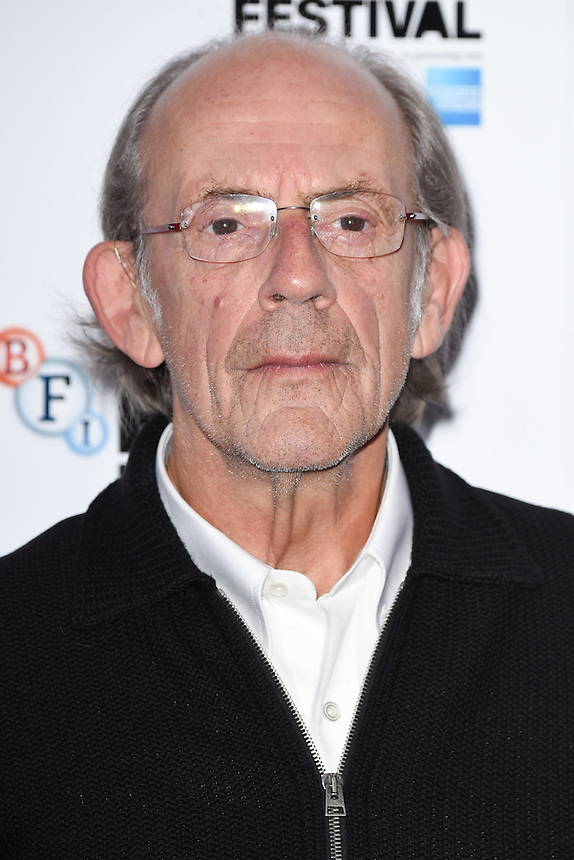 """Christopher Lloyd<br /> at the London Film Festival 2016 premiere of """"I am not a Serial Killer"""" at the Odeon Leicester Square, London.<br /> <br /> <br /> ©Ash Knotek  D3174  11/10/2016"""