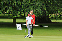 Mark Sparrow (Halfpenny Green GC) on the 7th green during Round 1 of the Titleist &amp; Footjoy PGA Professional Championship at Luttrellstown Castle Golf &amp; Country Club on Tuesday 13th June 2017.<br /> Photo: Golffile / Thos Caffrey.<br /> <br /> All photo usage must carry mandatory copyright credit     (&copy; Golffile | Thos Caffrey)