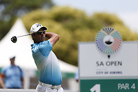 Jaco Van Zyl (RSA) during the 1st round of the SA Open, Royal Johannesburg &amp; Kensington Golf Club, Johannesburg, Gauteng, South Africa. 6/12/18<br /> Picture: Golffile | Tyrone Winfield<br /> <br /> <br /> All photo usage must carry mandatory copyright credit (&copy; Golffile | Tyrone Winfield)