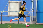 Getafe's Erick Cabaco during training session. May 15,2020.(ALTERPHOTOS/Acero)