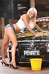 Australian V8 Utes & Beauts Calendar shots