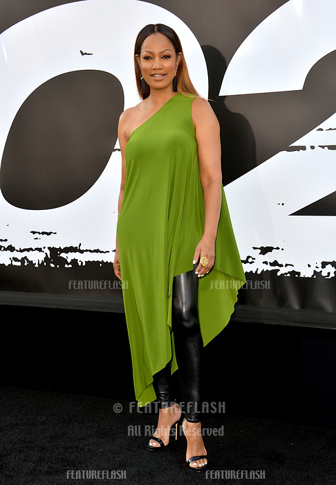 Garcelle Beauvais at the premiere for &quot;The Equalizer 2&quot; at the TCL Chinese Theatre, Los Angeles, USA 17 July 2018<br /> Picture: Paul Smith/Featureflash/SilverHub 0208 004 5359 sales@silverhubmedia.com
