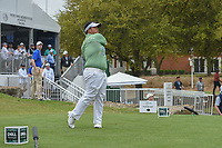 Kiradech Aphibarnrat (THA) watches his tee shot on 7 during day 3 of the World Golf Championships, Dell Match Play, Austin Country Club, Austin, Texas. 3/23/2018.<br /> Picture: Golffile | Ken Murray<br /> <br /> <br /> All photo usage must carry mandatory copyright credit (&copy; Golffile | Ken Murray)