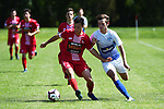 NELSON, NEW ZEALAND - Tasman United Youth v Waitakere United Youth. Saxton Field, Richmond, New Zealand. Sunday 11 November 2018. (Photo by Chris Symes/Shuttersport Limited)