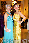 Pictured at Kerry Fashion Weekend awards held in the Carlton hotel, Tralee on Saturday evening, were Mary Stapleton and Carol Kennelly.