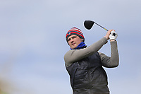 TJ Ford (Co Sligo) during the first round of matchplay at the 2018 West of Ireland, in Co Sligo Golf Club, Rosses Point, Sligo, Co Sligo, Ireland. 01/04/2018.<br /> Picture: Golffile | Fran Caffrey<br /> <br /> <br /> All photo usage must carry mandatory copyright credit (&copy; Golffile | Fran Caffrey)
