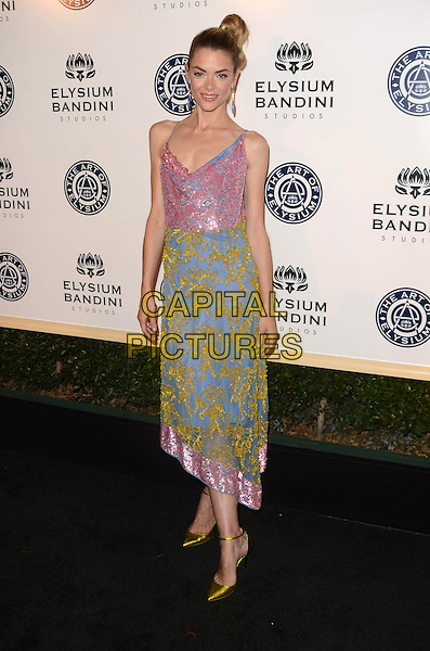 LOS ANGELES, CA - JANUARY 7: Jaime King at the The Art Of Elysium Tenth Annual Celebration 'Heaven' Charity Gala at Red Studios in Los Angeles, California on January 7, 2017. <br /> CAP/MPI/DE<br /> &copy;DE/MPI/Capital Pictures